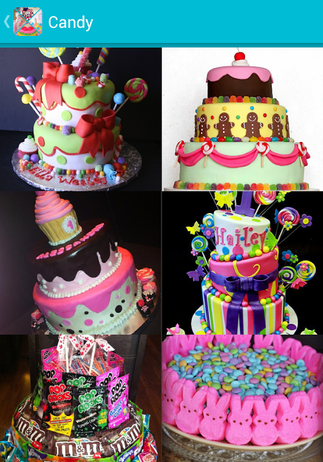cake art design ideas screenshot - Art Design Ideas