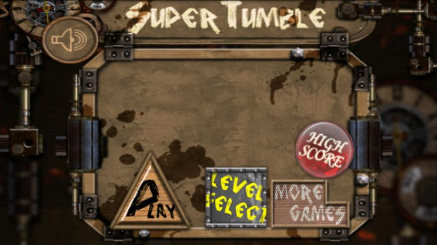 Super Tumble - screenshot