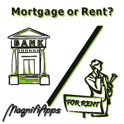 Mortgage or Rent? LOGO-APP點子