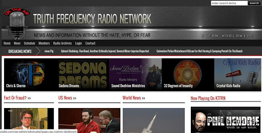 Truth Frequency Radio