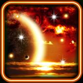 Galaxy Fantasy Live Wallpaper