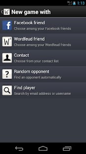 Wordfeud - screenshot thumbnail