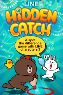 LINE HIDDEN CATCH- screenshot thumbnail