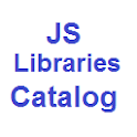 Javascript Libraries Catalog logo