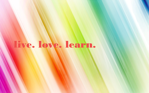 Live.Love.Learn.