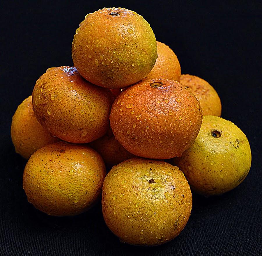 Tangerines. by Andrew Piekut - Food & Drink Fruits & Vegetables
