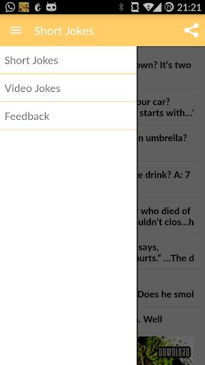 短笑話和搞笑視頻
