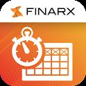 FINARX Timesheet logo
