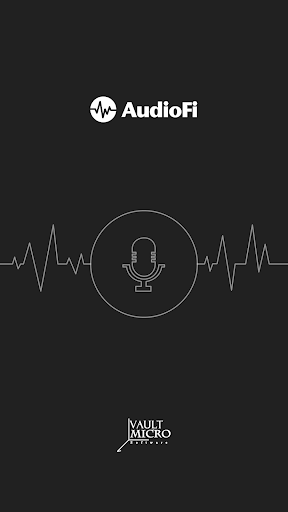 AudioFi - USB Audio Recorder