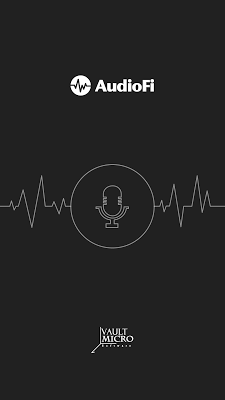 AudioFi - USB Audio Recorder - screenshot