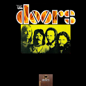 The Doors legendary rock band logo