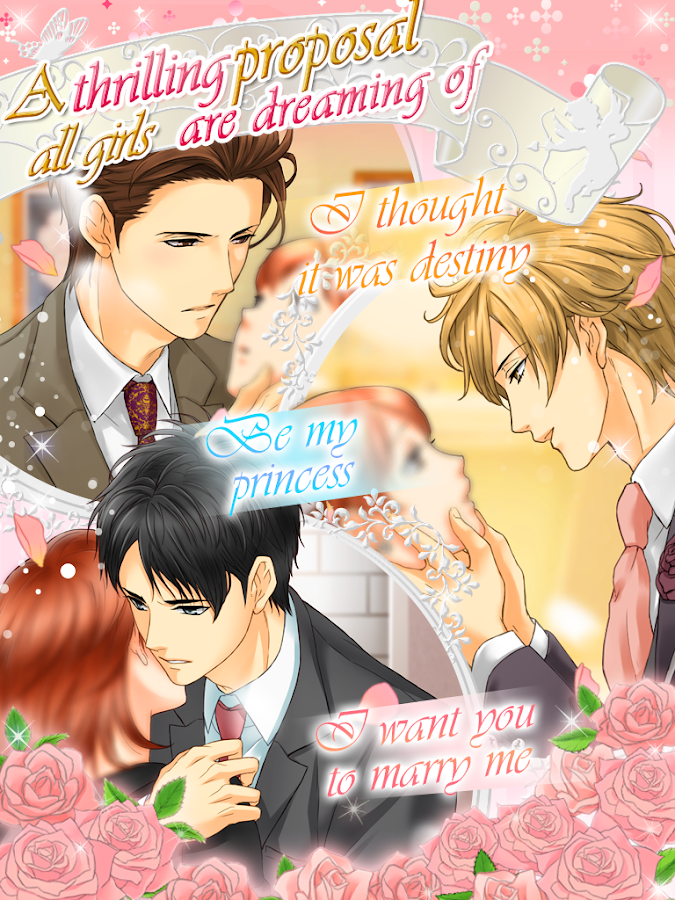from Angel my sweet proposal dating sims