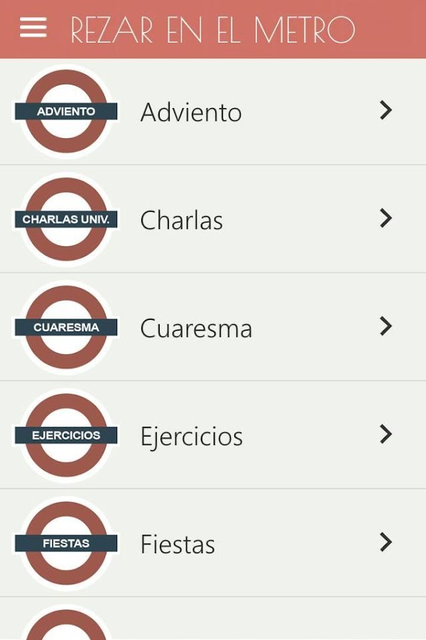 Rezar en el Metro- screenshot
