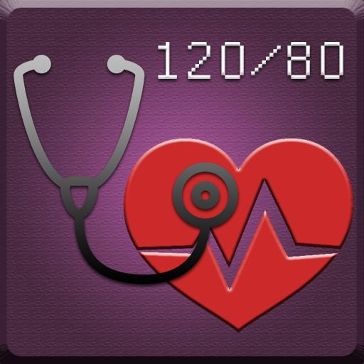 指紋血壓樂趣 健康 LOGO-玩APPs