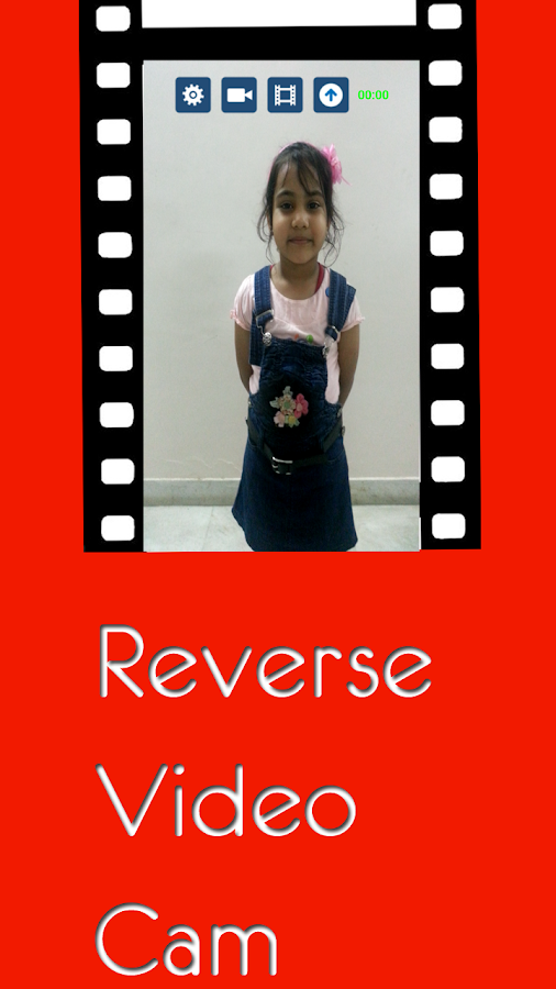 reverse video movie fun camera android apps on google play