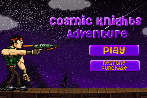 Cosmic Knight Adventures