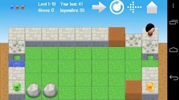 Screenshot of Impossibru's Blockoban