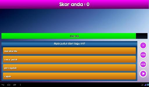 Tebak Lagu Indonesia 3.0 screenshots 5