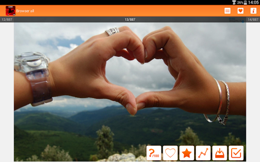 玩個人化App|爱壁纸HQ免費|APP試玩