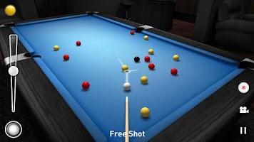 Screenshot of Real Pool 3D