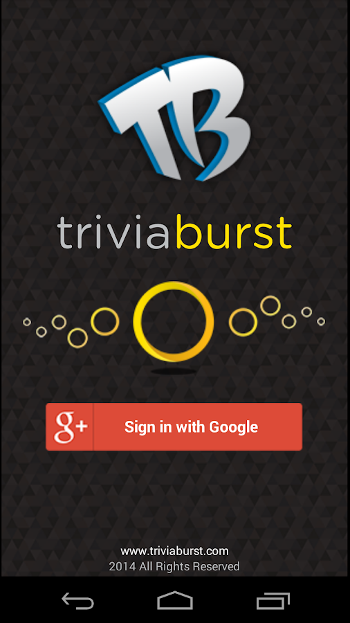 Trivia Burst ( Quiz )- screenshot