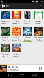 What audiobook player (on the iPhone) do you use ... - Reddit