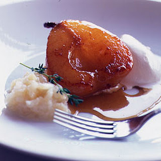 Chestnut Honey Pears.