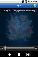 Screenshot of Đọc truyện đêm khuya