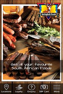 Springbok Foods - náhled