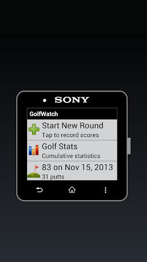 Golf SmartWatch