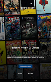 DC Comics Screenshot 1