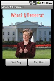 Whack A Democrat - screenshot thumbnail
