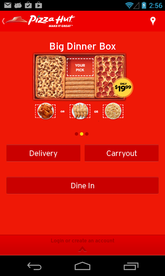 Pizza Hut - screenshot