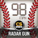 Baseball Pitch Speed Radar Gun