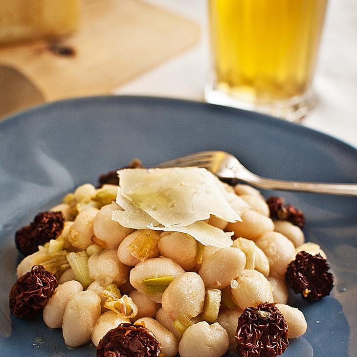 Pocha Bean Warm Salad