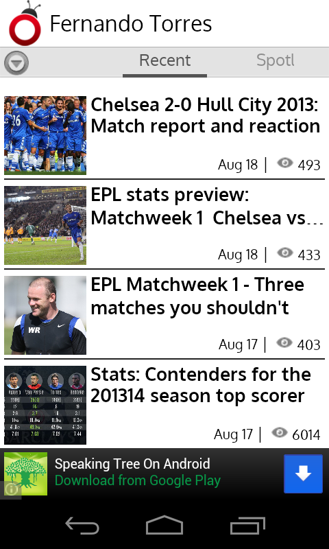 Chelsea FC News - screenshot
