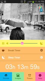 Raining.fm - Rain Sounds Screenshot 3