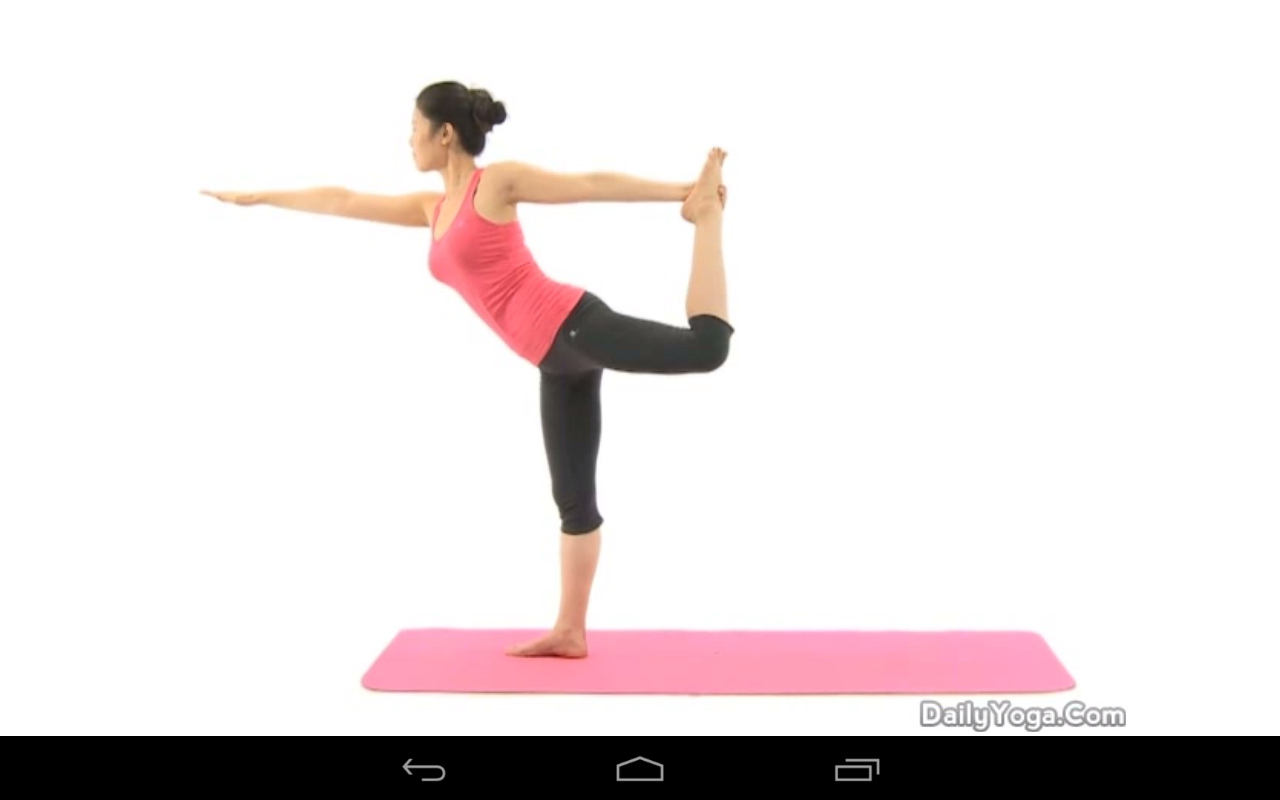 Daily Yoga - screenshot