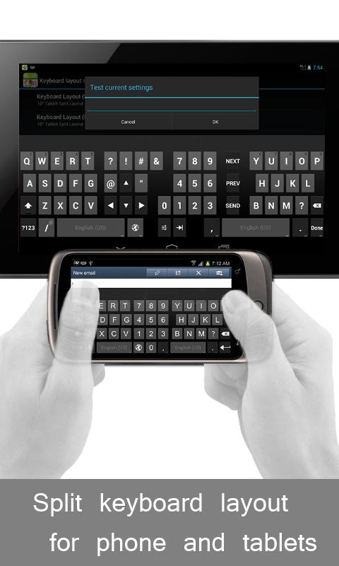 Jelly Bean Keyboard- screenshot