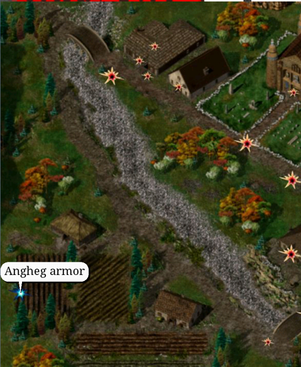 Baldur's Gate Map EE - screenshot