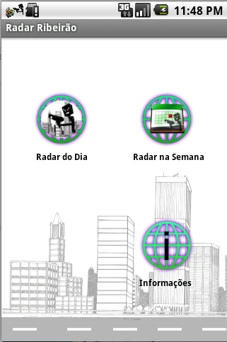 Radar Ribeirão- screenshot