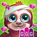 Cute Jungle Hospital icon