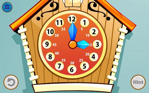 Kids Telling Time (Lite) - náhled