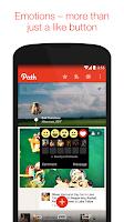 Screenshot of Path