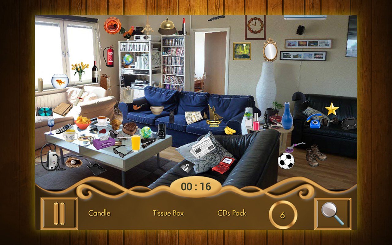 Hidden objects livingroom android apps on google play for Living room 94 game
