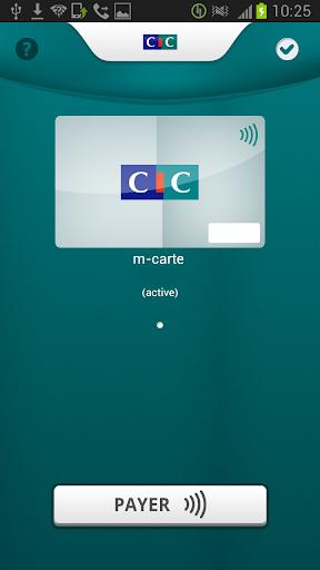CIC M-Carte Orange