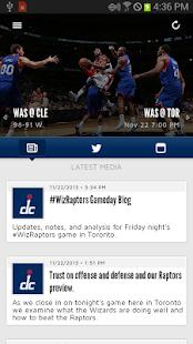 Washington Wizards Mobile - screenshot thumbnail