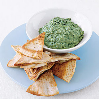 Last-Minute Spinach Dip.