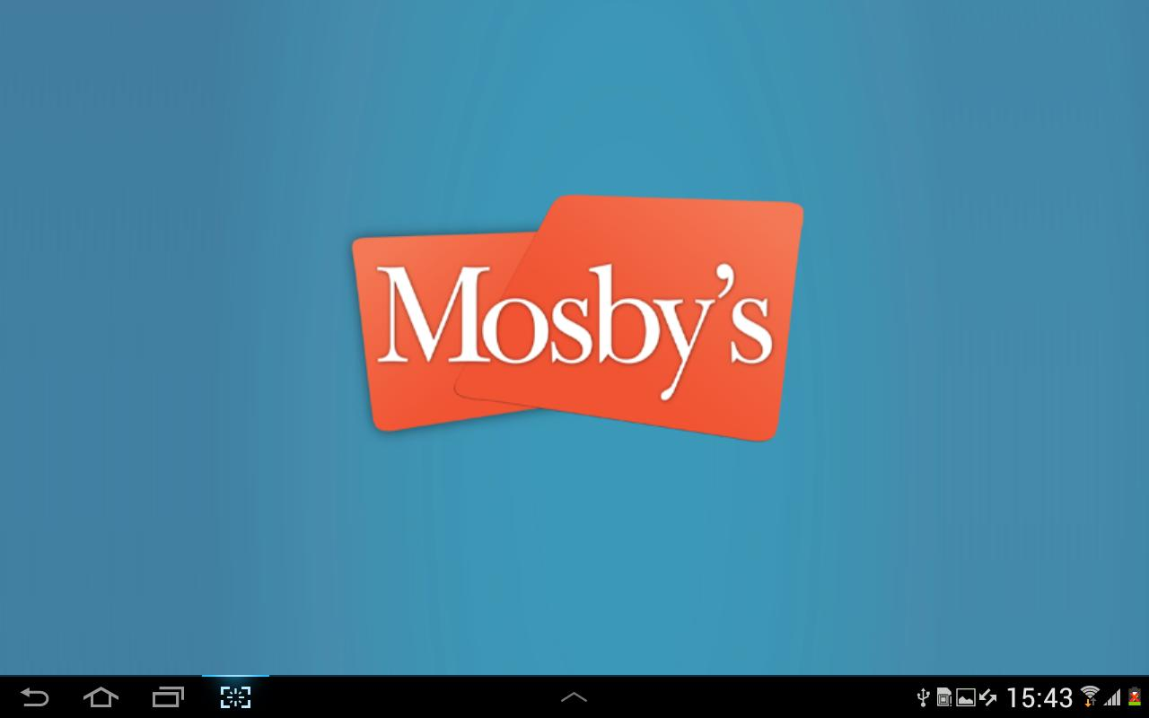 Mosby's Nursing Consult - screenshot