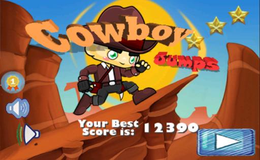 Cowboy Jumps